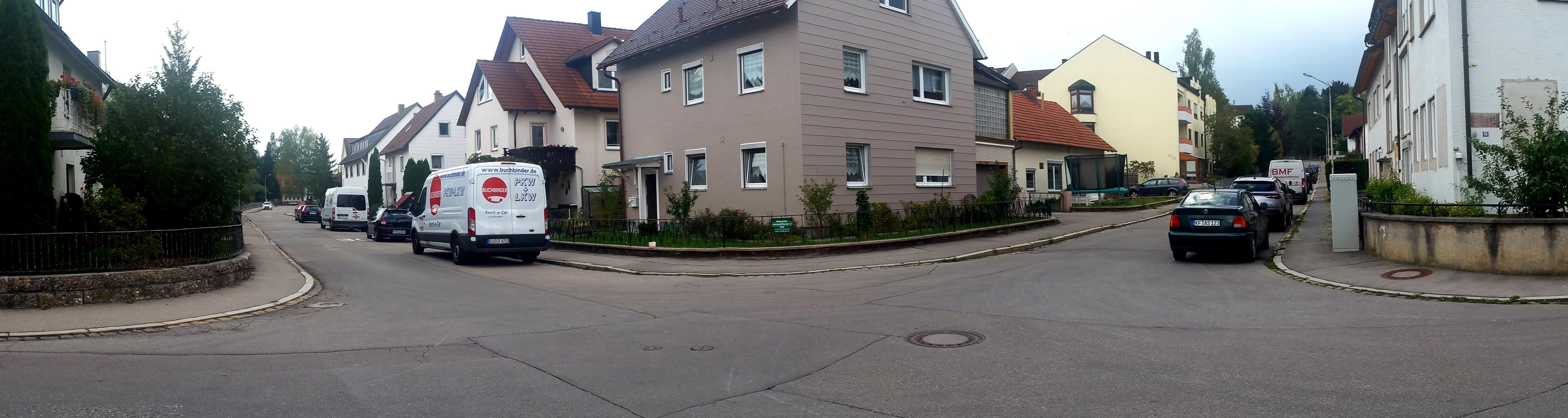 project neighbourhood 'Sonnenstraße'